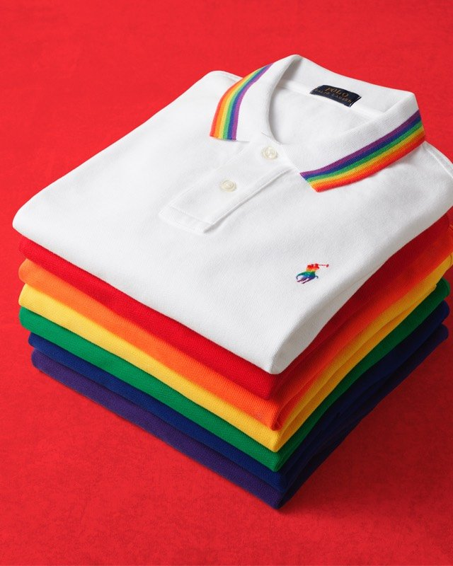 Pride Polo Shirt