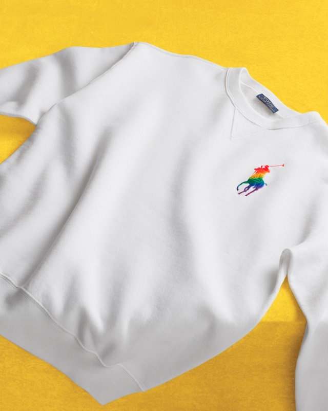 Pride Fleece Sweatshirt