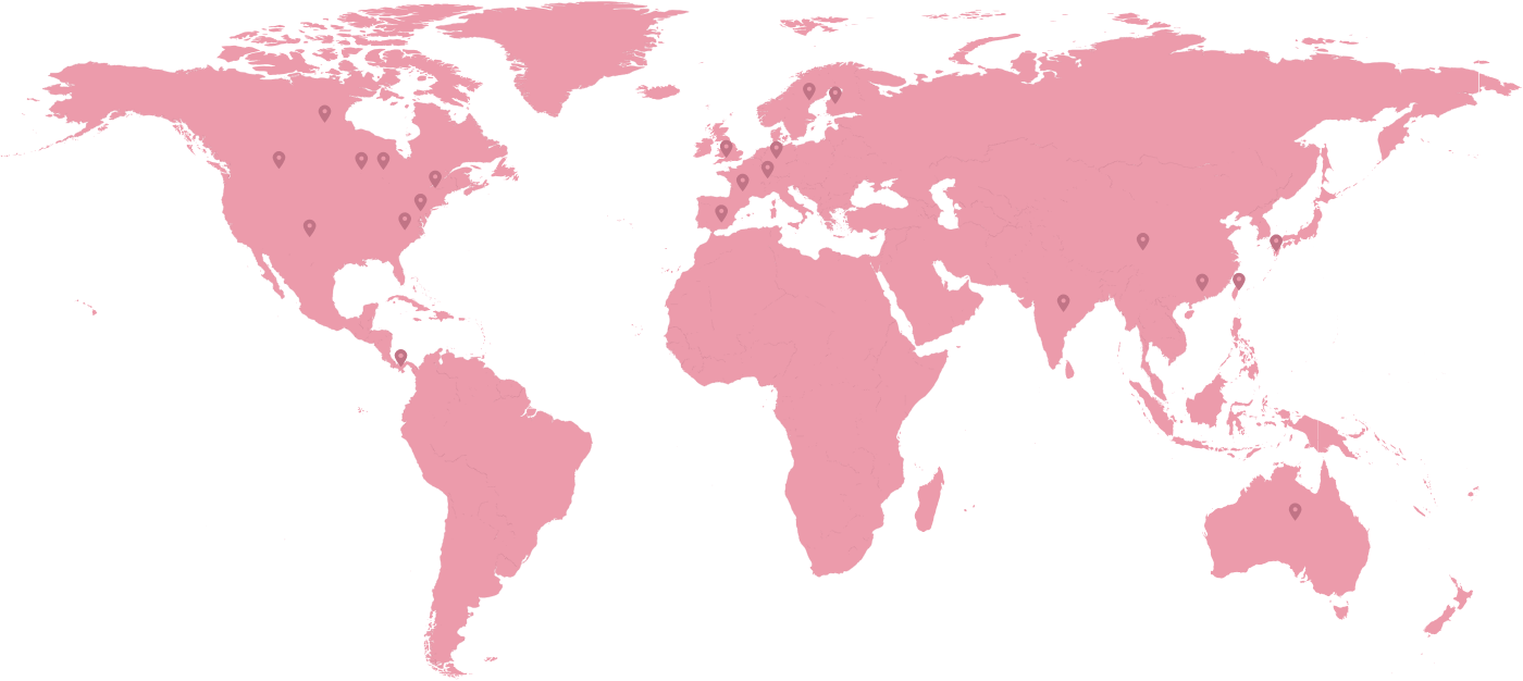 Pink Pony Map