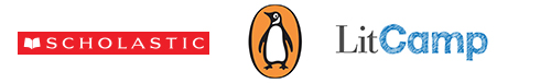 Our Partners - Scholastic, Penguin, LitCamp